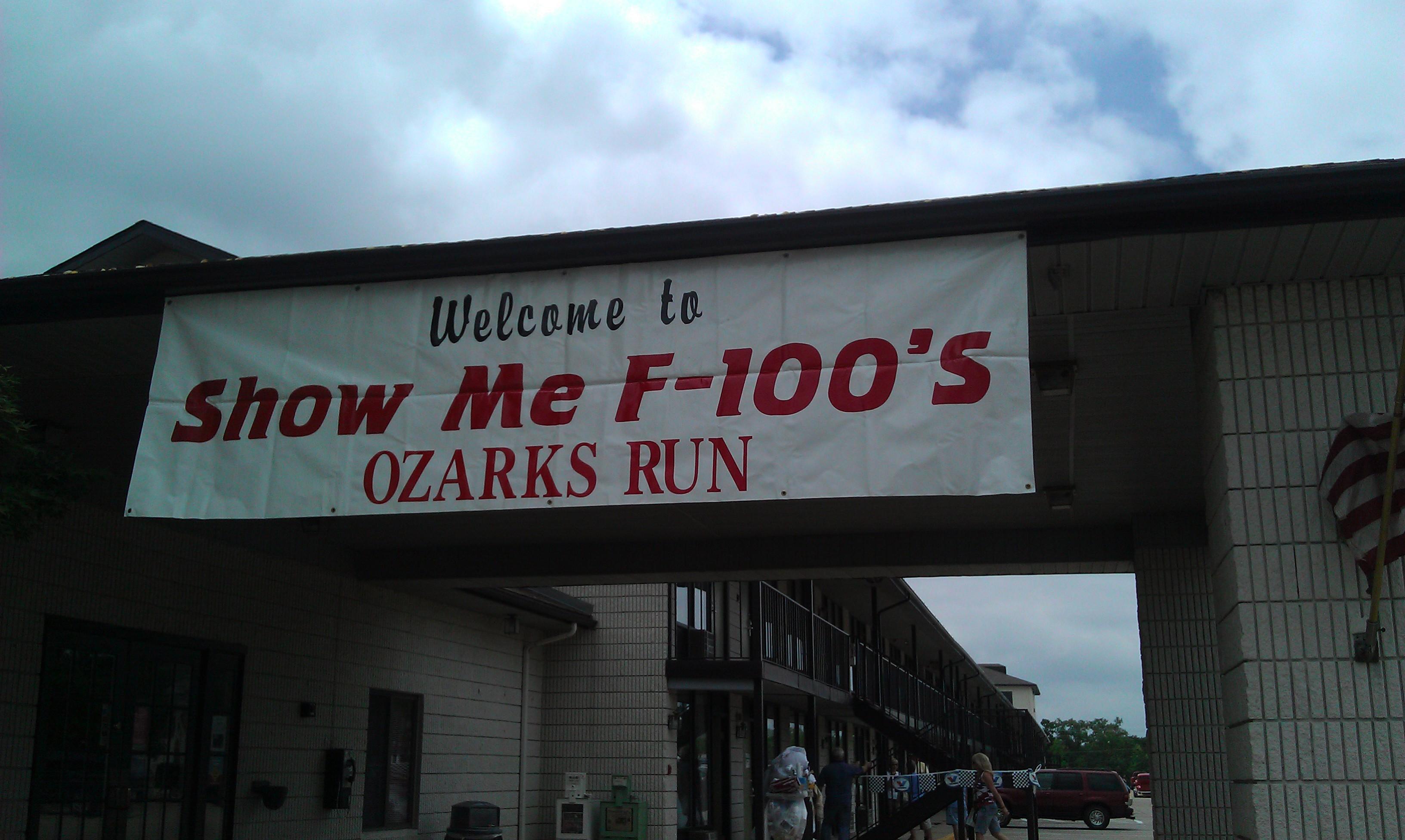 2011 Show Me F-100's Annual